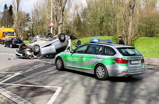 trafik kazası polis polizei almanya cenaze defini cenaze nakli